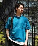 ジャージー ワイドフィット ポケット Tシャツ