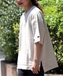 【FRUIT OF THE LOOM×relume】別注 SLIT Tシャツ