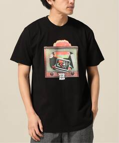 【Real Bad Man / リアルバッドマン】 Atomic TV S/S Tee