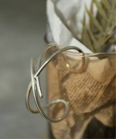 レディース 【PHILIPPE AUDIBERT】hany bracelet X:バングル ジャーナルスタンダード ブレスレット・バングル シルバー フリー( スタイルクルーズ JOURNAL STANDARD )