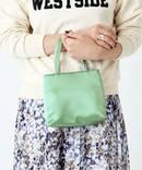 【HAI/ハイ】Little Bag:シルクミニバッグ◆