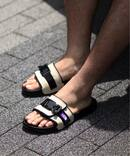 【THE NORTH FACE PURPLE LABEL】Waterproof Leather Sandal