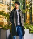 【Barbour / バブアー】OVERSIZE WAX BURGHLEY