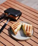 【CHUMS/チャムス】ホットサンドイッチクッカー