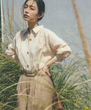 【YURIE A.× Spick & Span】シアールーズシャツ◆