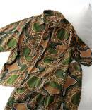 AFRICAN BATIK ショートスリーブシャツ