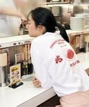 《受注生産予約》【兆楽×JS】ルースーチャーハン ロングスリーブTシャツ