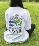 《追加予約2》【CLUB SAKENOMITAI / 酒飲倶楽部】 My Game Tシャツ