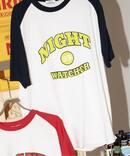 【CLUB SAKENOMITAI / 酒飲倶楽部】Night Watcher ラグランTシャツ