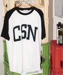【CLUB SAKENOMITAI / 酒飲倶楽部】CSNラグランTシャツ