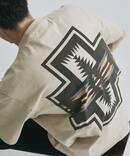 【PENDLETON×JOURNAL STANDARD】別注 バックプリント Tシャツ
