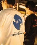 《受注生産予約》【GRAND FATHER'S × JS】Small GLASS Tシャツ