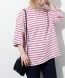 J-ボーダービッグTシャツ