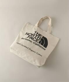 【THE NORTH FACE / ザノースフェイス】TNF ORGANIC COTTON TOTE ボイスフロムベイクルーズ トートバッグ ブラック フリー( スタイルクルーズ BOICE FROM BAYCREW'S )