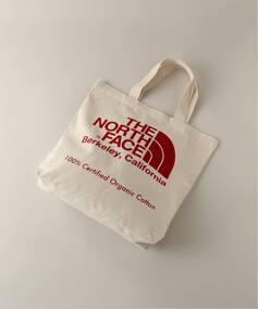 【THE NORTH FACE / ザノースフェイス】TNF ORGANIC COTTON TOTE ボイスフロムベイクルーズ トートバッグ レッド フリー( スタイルクルーズ BOICE FROM BAYCREW'S )